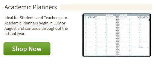 Academic Planners